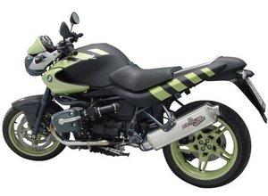REMUS レムス REVOLUTION スリップオンマフラー R 1150 GS R 1150 R R 1150 R Rockster R21, 62 kW 03- R 850 GS 99-