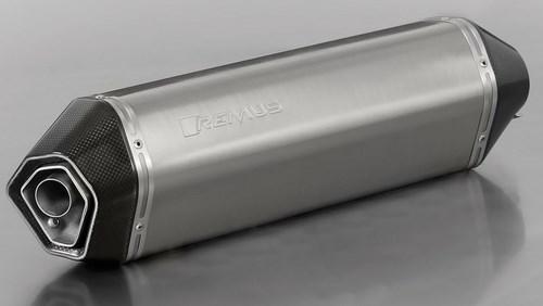 REMUS レムス HEXACONE スリップオンマフラー C650 GT C650 Sport 16-