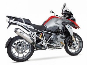 REMUS レムス HEXACONE スリップオンマフラー incl. CARBON heat protecting shield R 1200 GS 92 kW R 1200 GS Adventure 92 kW