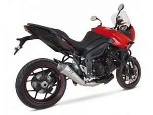 REMUS レムス HYPERCONE スリップオンマフラー (not in combination with travel cases) Tiger 1050 Sport 92 kW 13-
