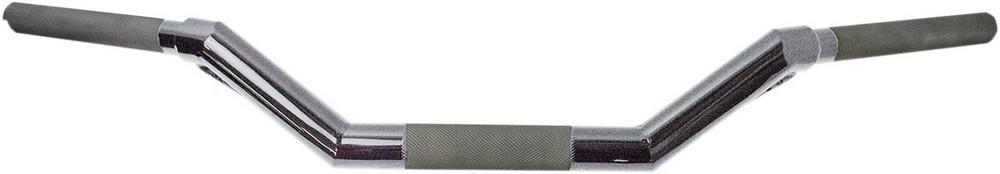 TRASK トラスク ハンドルバー V-LINEモデル モト クローム 【HANDLEBAR V-LINE MOTO CH [0601-2789]】