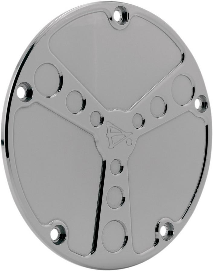 BATTISTINIS バチスチニス エンジンカバー ダービーカバー 5-H TRI BAR 【DERBY COVER 5-H TRI BAR [1107-0182]】
