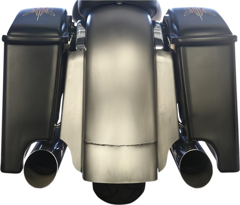 "RUSS WERNIMONT DESIGNS ロスワーニモントデザイン リアフェンダーエクステンション 9""FL 2009-2013用 【FENDER RR 9""EXT 09-13FL [1401-0374]】"