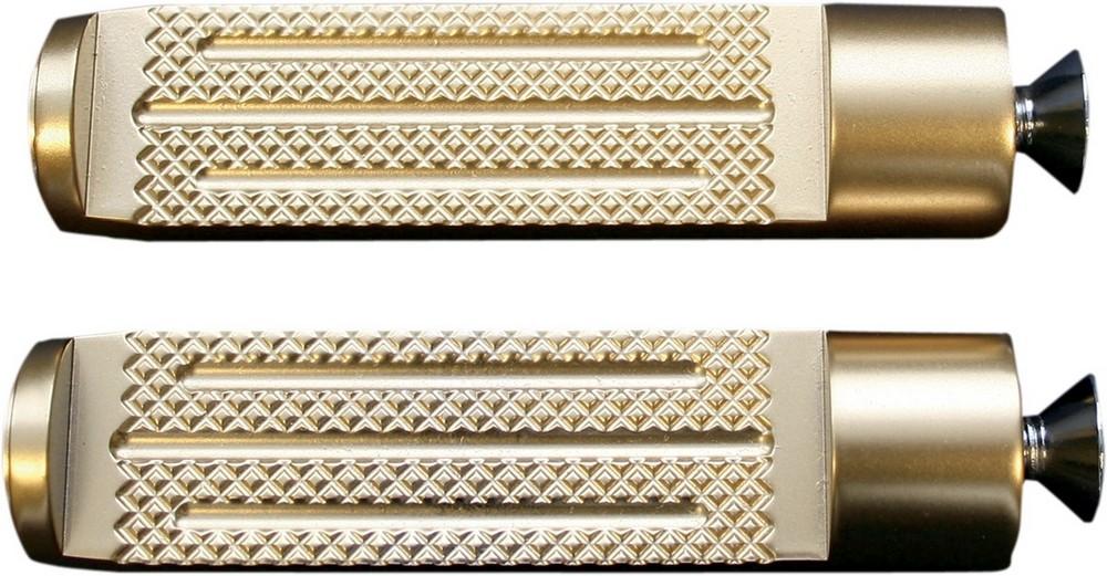 ACCUTRONIX アキュトロニクス ステップ ブラス ローレット MILL 【TOEPEG BRSS KNRLD MILL [1603-0185]】