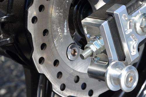 AGRAS アグラス スタンドフックホルダー Z125 プロ