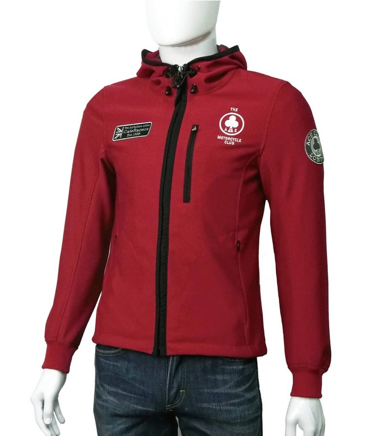ACECAFE LONDON エースカフェロンドン メッシュジャケット ADS ストリート ライトメッシュ ジャケット サイズ:WM