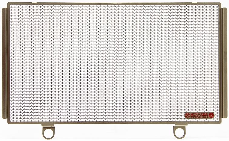 MOTO CORSE モトコルセ ラジエーターコアガード チタニウム プロテクションスクリーン CB1300SF [SC54]