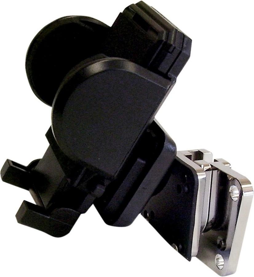 リーダーモーターサイクルアクセサリーズ 各種電子機器マウント・オプション 汎用ハンドルバーマウント eCADDYモデル ULT HD 【MOUNT ECDY ULT UNIVRSL HD [0603-0448]】