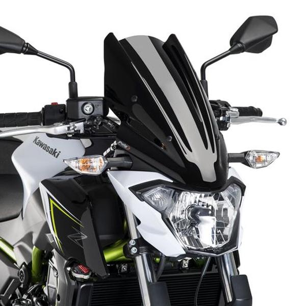 Puig プーチ ニュージェネレーションNKスクリーン(TOURING) カラー:ブラック Z650