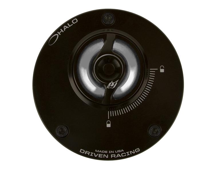 DRIVEN ドリブン タンクキャップ D-Axis HALO フュエルキャップ カラー:シルバー BRUTALE 750 02-06