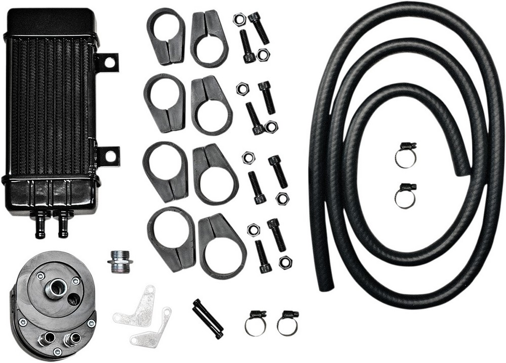 JAGG OIL COOLERS ジョッグオイルクーラーズ オイルクーラー本体 オイルクーラーキット WIDELINEモデル【OIL COOLER KIT WIDELINE [0713-0113]】