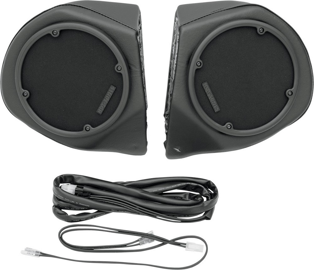 HOGTUNES ホグチューンズ PODS REAR BOXES [4405-0229]