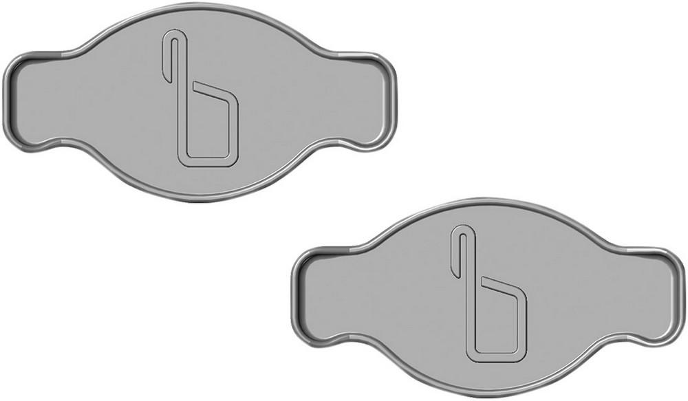 MOBIUS モビウス 膝プロテクター・ニーガード BRACE KNEE FIT KIT BK サイズ:X-Small [2704-0419]