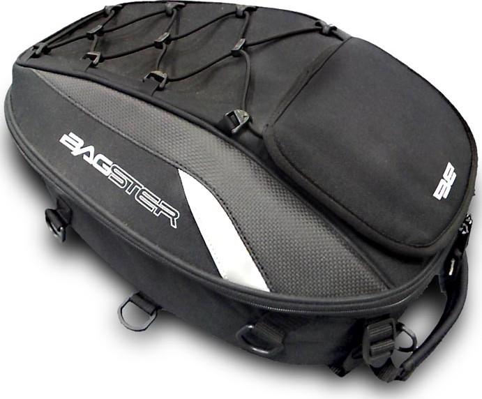 【在庫あり】BAGSTER バグスター シートバッグ カラー:ブラック