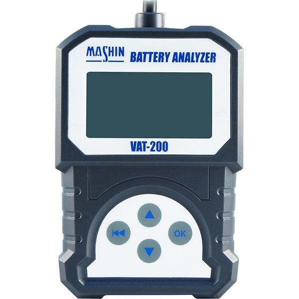MASHIN マシン 電気・電圧計 VAT-200 12V バッテリーアナライザー