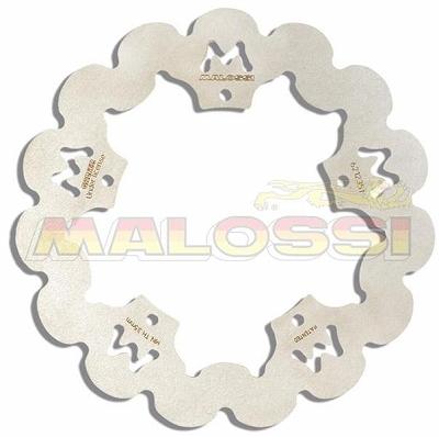MALOSSI マロッシ WHOOP DISC [ウープディスク] ブレーキディスク SR MAX 300 NEXUS 250ie euro3 NEXUS 500ie RUNNER FXR - FX MP3 250 MP3 YOURBAN 4V 300ie LC