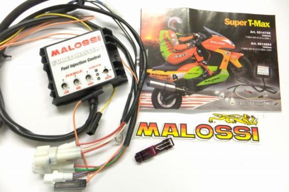 MALOSSI マロッシ インジェクション関連 FORCE MASTER 2 [フォースマスター] インジェクションコントローラー T-MAX インジェクション車 2008-2011 型式:4B5