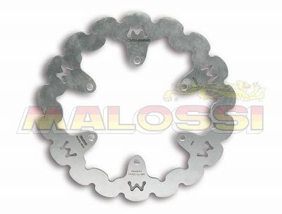 MALOSSI マロッシ ディスクローター WHOOP DISC [ウープディスク] ブレーキディスク T-MAX キャブ車 2003 型式:5GJ