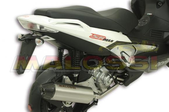 MALOSSI マロッシ スリップオンマフラー エキゾーストマフラー RX SR MAX 300 型式:QUASAR