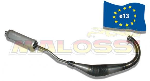 MALOSSI マロッシ スリップオンマフラー エキゾーストマフラー GPR50 RACING (EBE050) -03