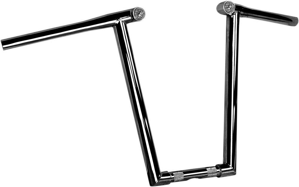 完成品 PAUGHCO パウコ ハンドルバー ハンドルバー 1.25×16 HANDLEBAR Z 1.25×16 COLOR:Black W/L COLOR:Black [0601-2983], 自転車専門店 Loic:cb135063 --- canoncity.azurewebsites.net