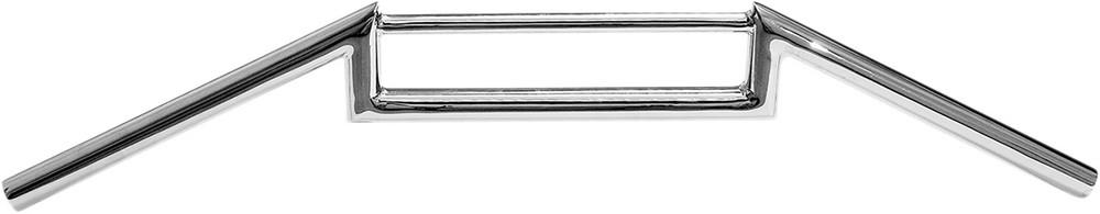 PAUGHCO パウコ ハンドルバー HANDLEBAR MINIZ 1×5 X COLOR:Natural/FINISH:Chrome [0601-2403]