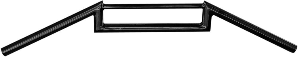 PAUGHCO パウコ ハンドルバー HANDLEBAR MINIZ 1×3.5 X COLOR:Black [0601-2402]
