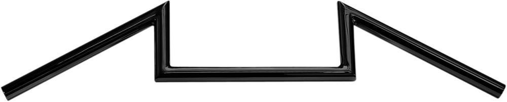 PAUGHCO パウコ ハンドルバー HANDLEBAR MINIZ 1×5 COLOR:Black [0601-2400]
