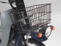 SUZUKI スズキ 大型フロントバスケット バーディー 50 (4サイクル) バーディー 50 (4サイクル)