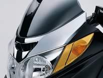 SUZUKI スズキ その他外装関連パーツ レッグシールドカバー スカイウェイブ250シリーズ(K4-K6モデル) AN250K4/ZK4/K5/ZK5/K6/ZK6