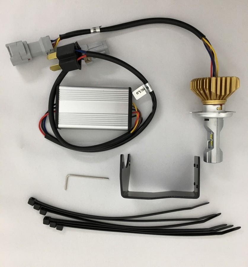 【在庫あり】K-FACTORY Kファクトリー ケイファクトリー 各種バルブ LEDヘッドライトバルブセット ZEPHYR1100
