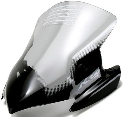 Puig プーチ ニュージェネレーション NKスクリーン カラー:ダークスモーク GSR750 11-17
