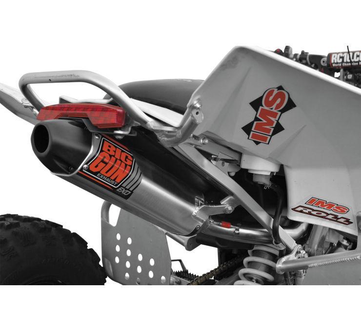 BIGGUN ビッグガン フルエキゾーストマフラー Exhaust EXO Series for ATV Complete Systems [624757]