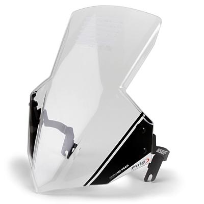 Puig プーチ ニュージェネレーションNKスクリーン カラー:ブラック CB650F