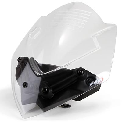 Puig プーチ ニュージェネレーションNKスクリーン カラー:クリア GSX-S1000