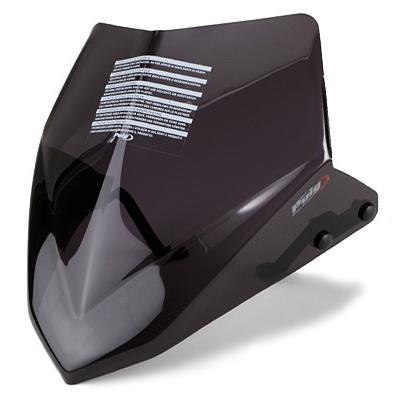 Puig プーチ ニュージェネレーションNKスクリーン カラー:ダークスモーク CB400F (2013-) CB500F