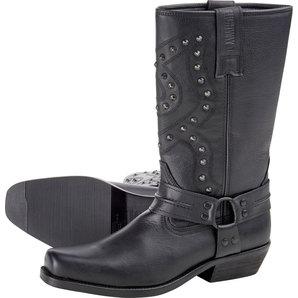 ハイウェイワン オンロードブーツ HIGHWAY 1 JUAREZ BOOTS BLACK サイズ:44