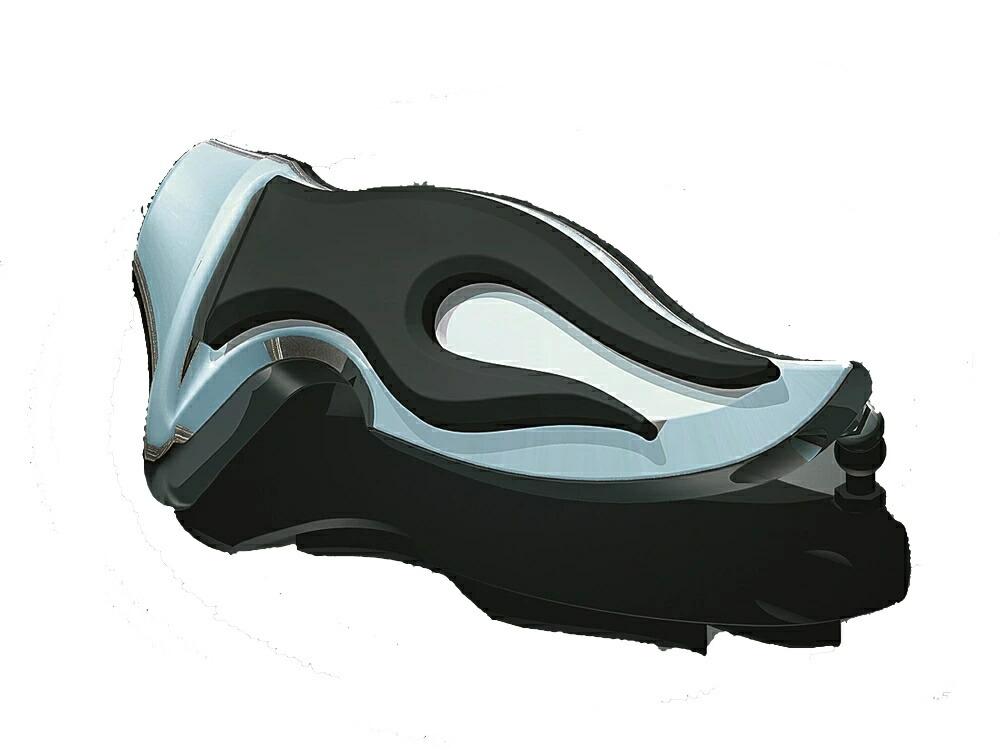 Kuryakyn クリアキン フットペグ・ステップ・フロアボード FLAMIN PEGS[フレイム ペグ]フレイムフットペグ アダプターなし