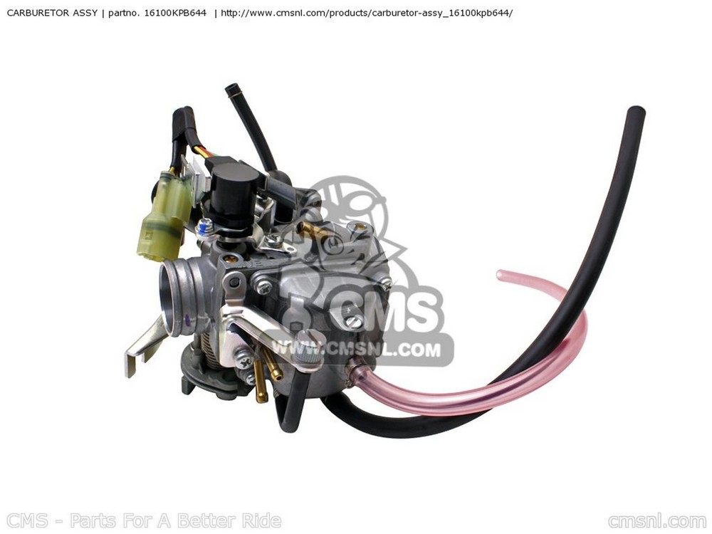 CMS シーエムエス キャブレター CARBURETOR ASSY NSS250 JAZZ 2004 (4) EUROPEAN DIRECT SALES / KPH