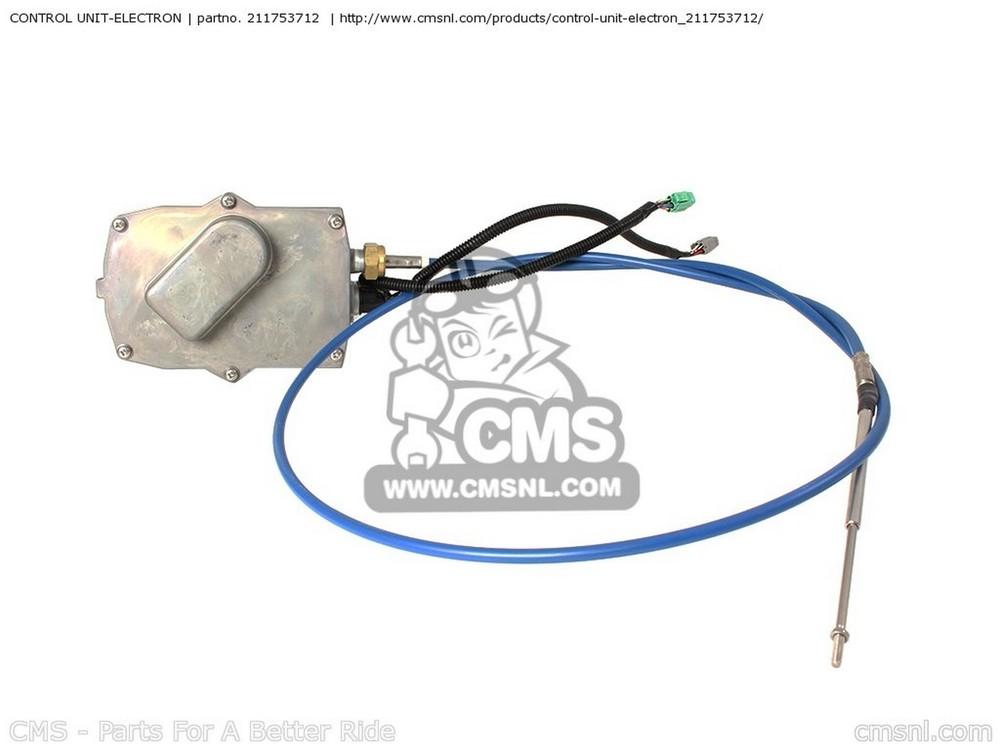 CMS シーエムエス その他電装パーツ (16172-3708) CONTROL UNIT-ELECTRON
