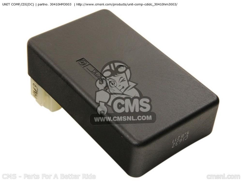 CMS シーエムエス CDI・リミッターカット関連 UNIT COMP,CDI(DC)