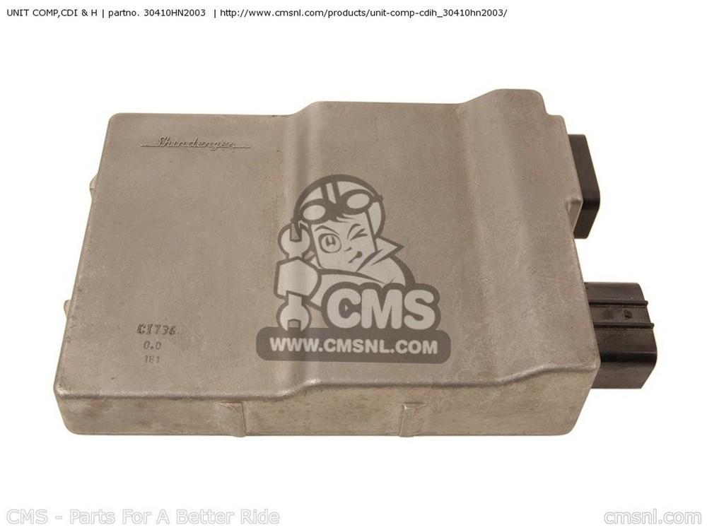 CMS シーエムエス CDI・リミッターカット関連 UNIT COMP,CDI & H