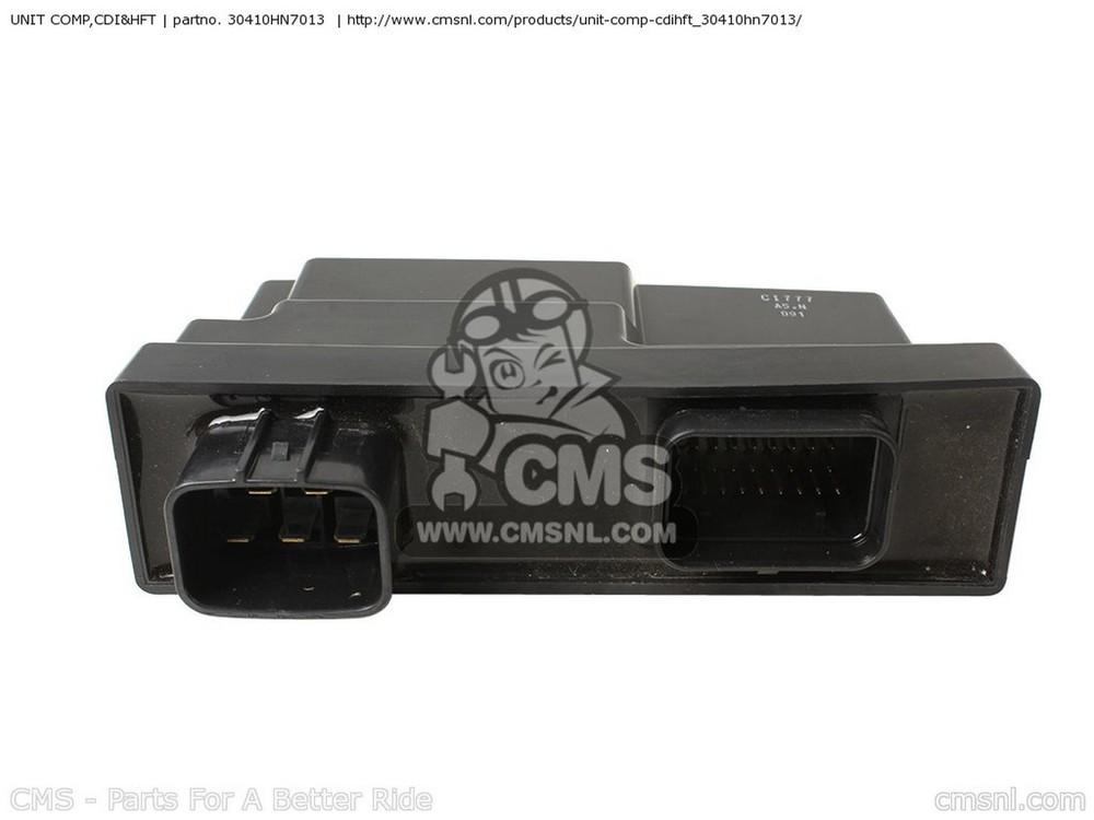CMS シーエムエス CDI・リミッターカット関連 UNIT COMP,CDI&HFT
