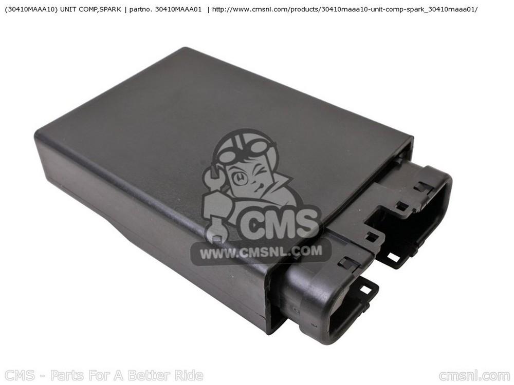 CMS シーエムエス CDI・リミッターカット関連 (30410-MAA-A01) UNIT COMP,SPARK