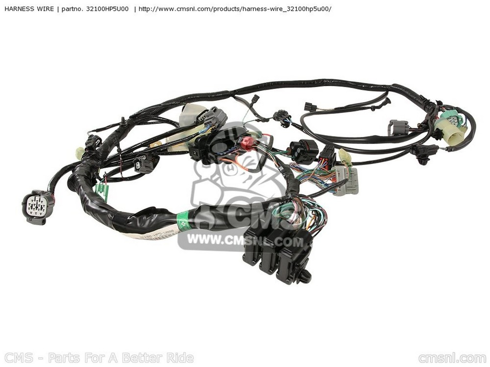 CMS シーエムエス ハーネス HARNESS WIRE TRX420FM FOURTRAX 2008 (8) AUSTRALIA / 4WD