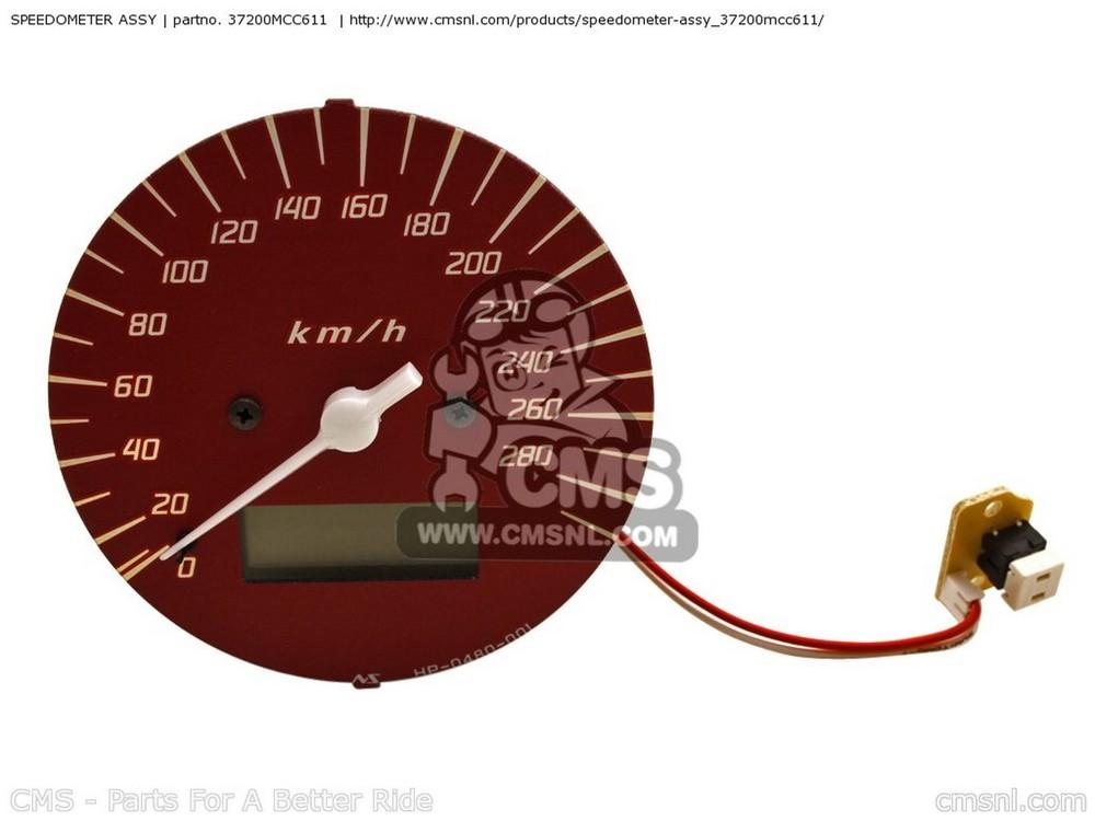 CMS シーエムエス スピードメーター SPEEDOMETER ASSY CB1100SF X11 2000 (Y) FRANCE / 100 CB1100SF X11 2001 (1) EUROPEAN DIRECT SALES
