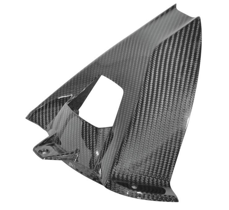 HOT BODIES RACING ホットボディーズ レーシング カーボンファイバー リアフェンダー【Carbon Fiber Rear Fenders】[205251] S1000RR