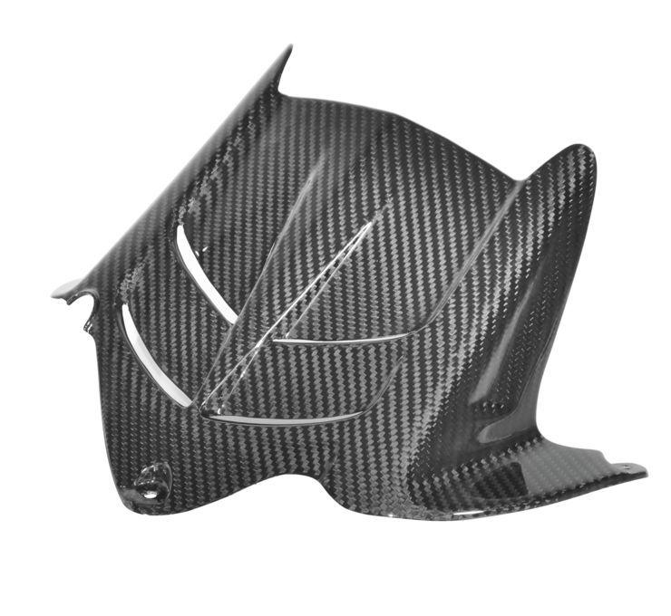 HOT BODIES RACING ホットボディーズ レーシング カーボンファイバー リアフェンダー【Carbon Fiber Rear Fenders】[205260] ZX600 Ninja ZX-6R