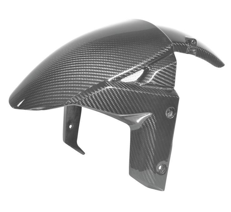 HOT BODIES RACING ホットボディーズ レーシング カーボンファイバー フロントフェンダー【Carbon Fiber Front Fenders】[205262] ZX1000 Ninja ZX-10R