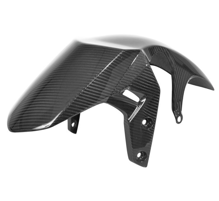 HOT BODIES RACING ホットボディーズ レーシング カーボンファイバー フロントフェンダー【Carbon Fiber Front Fenders】[205268] GSX-R600 GSX-R750